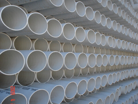 Constructional pipes and pipe fittings