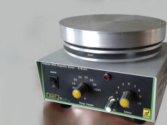 Hotplate with magnetic  Stirrers